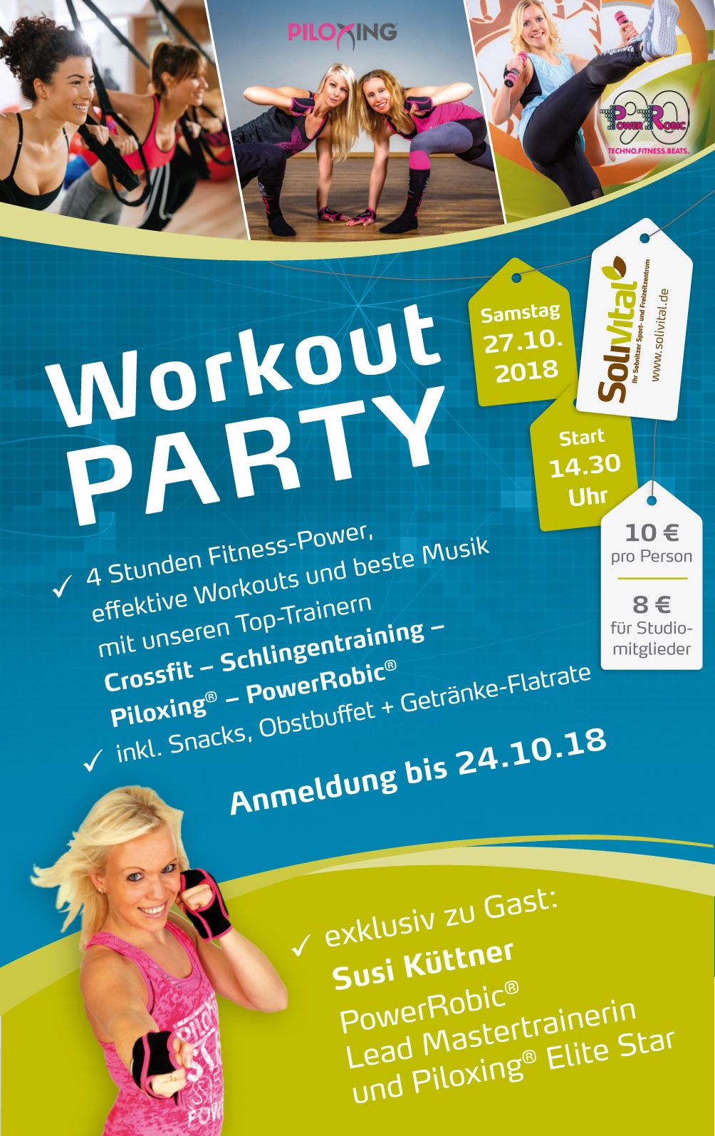 Workout-Party 2018