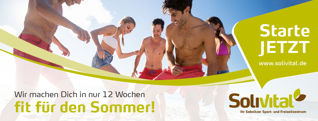 Fitness Sommeraktion 2017