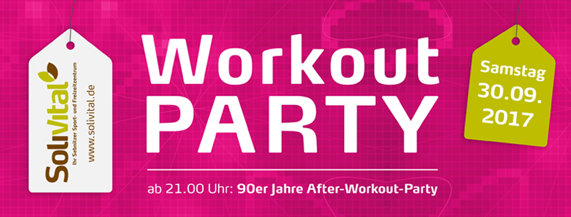 Workout-Party